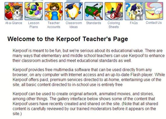 kerpoof-teacher-page1